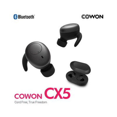 코원 CX5 코드프리 완전무선 블루투스 이어폰