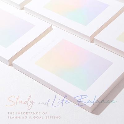 `Study&Life Balance` 스라밸, 스터디 플래너 (6개월)