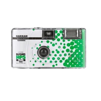 하만 HP5 PLUS 일회용 흑백 카메라 (흑백현상 전용)