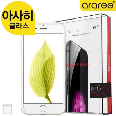 아라리 아이폰6플러스 강화유리 서브 코어