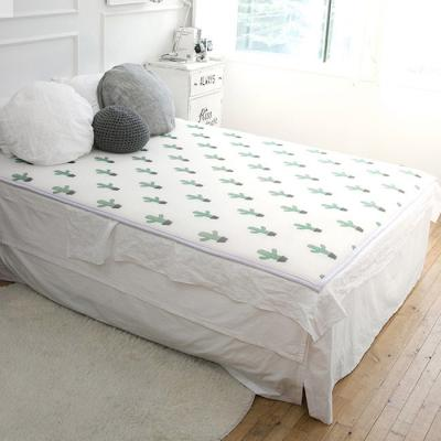 [헬스피아] 3D메쉬 침대용 쿨매트 더블 200x150cm