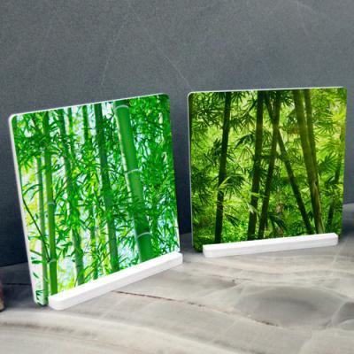 af061-스탠드액자2P_울창한대나무숲