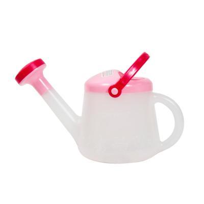 반투명 물뿌리개 핑크