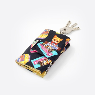 3 Pocket pouch S (파우치)