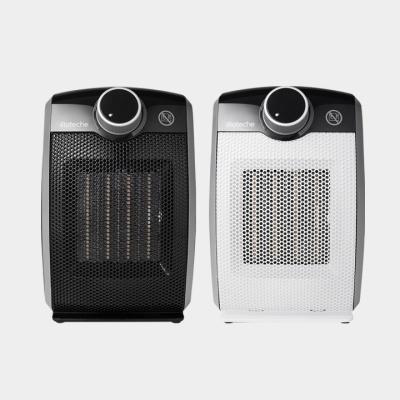 로테체 세라믹 히터 (블랙/화이트)
