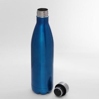 스텔라 유광 진공 보온병(750ml) (블루)/ 스텐 보냉병