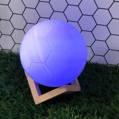 축구공 3D 입체 무드등 수유등 취침등 아이방램프