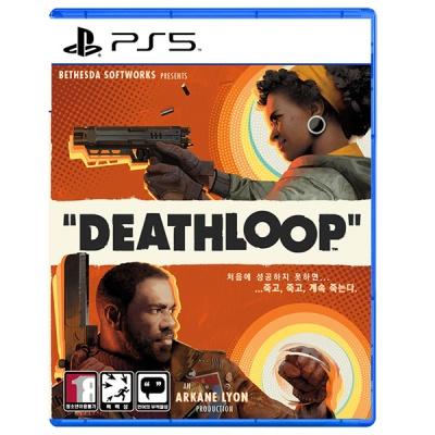 PS5 데스루프 DEATHLOOP 한글판