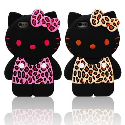 LEOPARD KITTY CASE(아이폰5S/5)