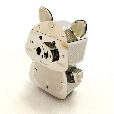 [이노메탈퍼즐] 돼지 금속조립키트 (MIK000614)메탈웍스