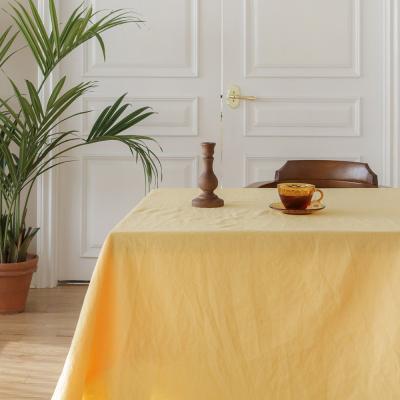 포홈 린넨 식탁보 테이블보 (4인용) (3color)