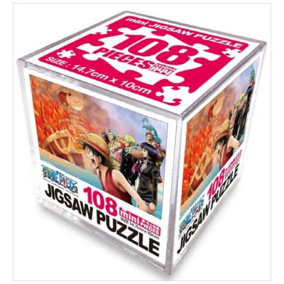 원피스 직소퍼즐 미니 Cube 108pcs: 안녕, 메리