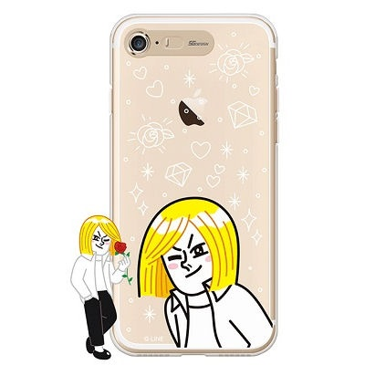 [SG DESIGN] iPHONE78 PLUS 라인프렌즈 제임스 LIGHT