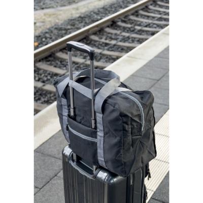 [TROIKA] TRAVEL PACK 접이식 가방 블랙 (TRP24/BK)