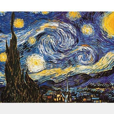 퍼즐 명화 별이 빛나는 밤 500피스 1000피스 직소퍼즐