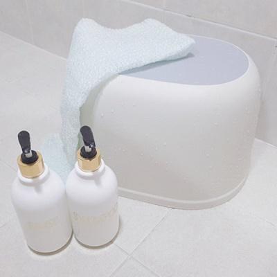 다용도 미끄럼방지 욕실 Bath 디딤 의자