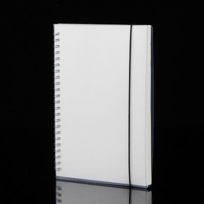 밴드 무지 스프링노트(15x21.5cm)