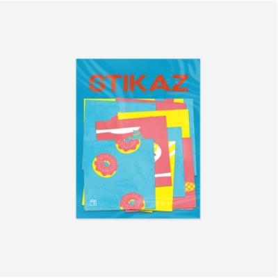 STIKAZ - CMY 001