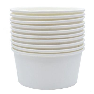 일회용 용기 포장 용기 도시락 그릇 접시 520ml 10P