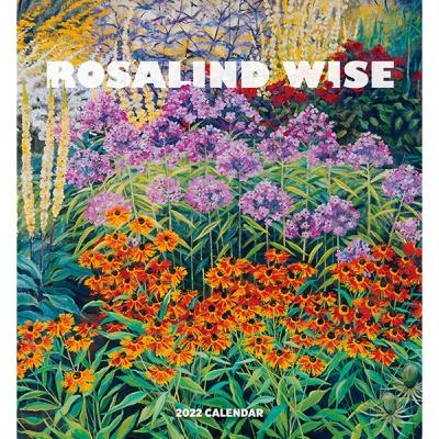 2022 캘린더 Rosalind Wise