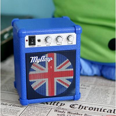 USB 미니 앰프 스피커(3W) - 잉글랜드