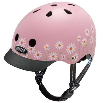 [LNG3-1096-XS] 유아용 리틀너티 헬멧 - Daisy Pink (데이지핑크)