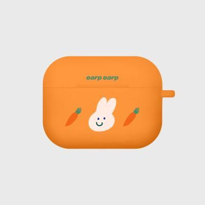 Rabbit carrot-orange(Air pods pro)
