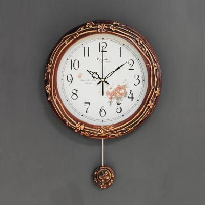 (kcp060)넝쿨 추 시계 (앤틱)