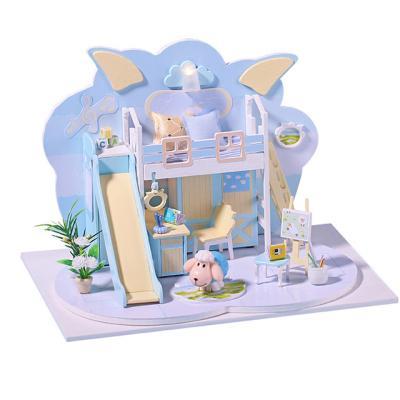 DIY 미니어처하우스 아기양 놀이방