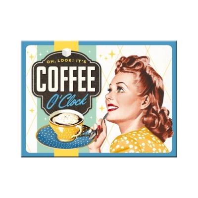 노스텔직아트[14344] Coffee O' Clock