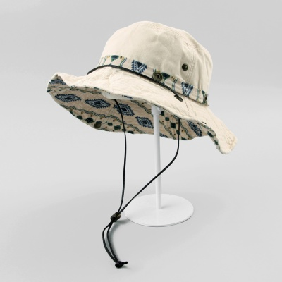 [베네]에스닉 캠핑 모자