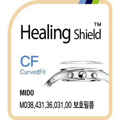 미도 M038.431.36.031.00 고광택 액정보호필름 3매