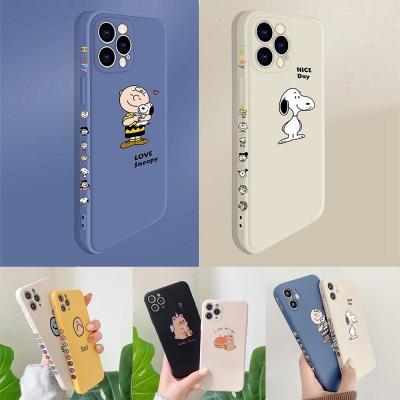 아이폰12 미니 11 pro max 사이드 캐릭터 젤리 케이스