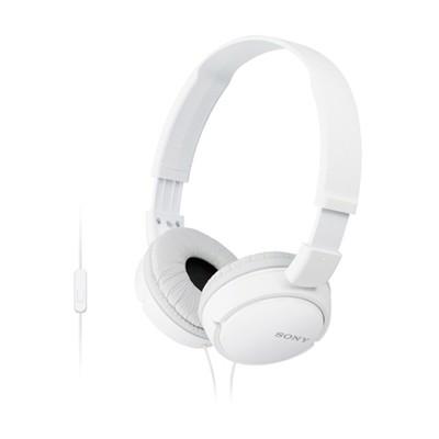 소니 MDR-ZX110AP 밀폐형 헤드폰