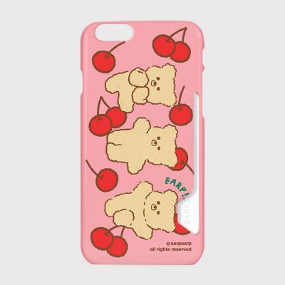 cherry nini-pink(카드수납케이스)