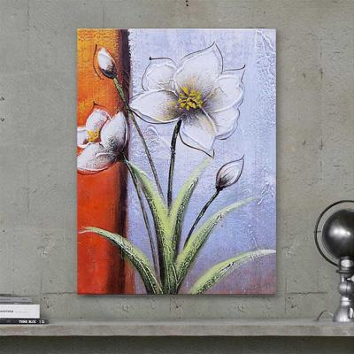 Home gallery CANVAS Oil Painting 꽃그림4