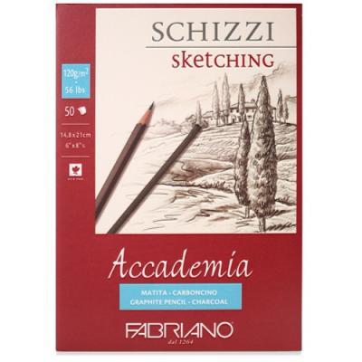 아카데미아 스케치북 AC02 [제본형](A4)-120g