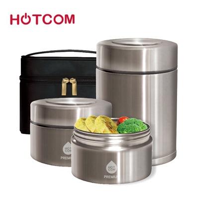 핫콤 스테인리스 보온도시락 HCL-1030(핫팩3매증정)