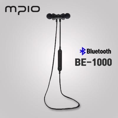 MPIO 스포츠 블루투스 이어폰 BE-1000 초경량/BT4.2