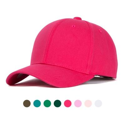 [디꾸보]무지 코튼 볼캡 모자 S-M-L AL149