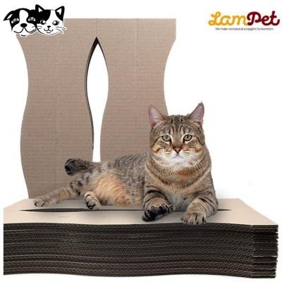 램펫 고양이 고양이 스크래쳐 캣스쳐웨이브 (리필용)