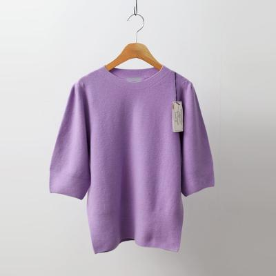 Maille Wool Puff Sweater - 5부