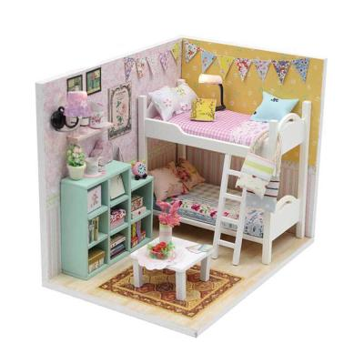 [adico]DIY 미니어처 하우스 - 셰릴의 방