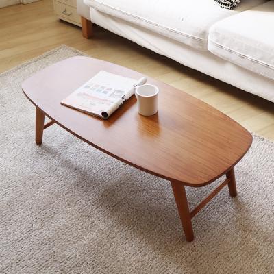 이홈데코 앙상블 라운딩 접이식 테이블 1200