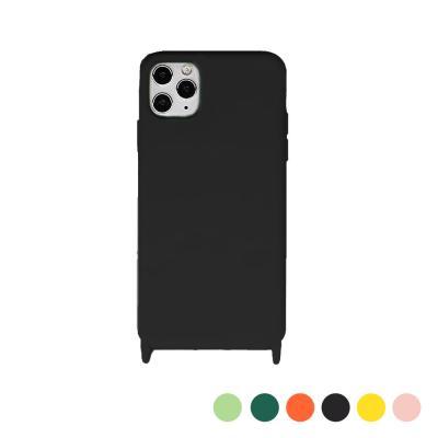 P035 아이폰6S플러스 캔디 컬러 스트랩 젤리 케이스