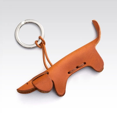 [FABRIANO] ANIMAL KEYHOLDER-DOG