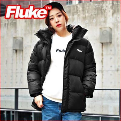 [플루크 패딩] 라센피크 헤비 패딩 점퍼 블랙 FPJ1502-BLACK FLUKE 15FW