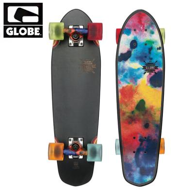 [GLOBE] 26 BLAZER BLACK/COLOR BOMB CRUISERBOARD