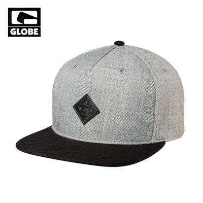 [GLOBE] GLADSTONE SNAPBACK CAP (GREY)