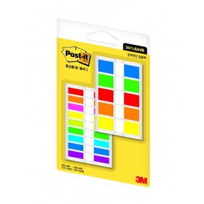 포스트잇플래그 683-5KP+9KP 알뜰팩 (필름)299631